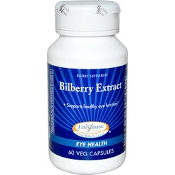 Enzymatic Therapy Bilberry Extract