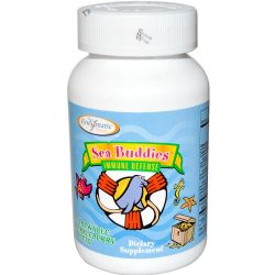 Enzymatic Therapy Sea Buddies Immune Defense