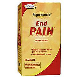 Enzymatic Therapy Fatigued to Fantastic End Pain