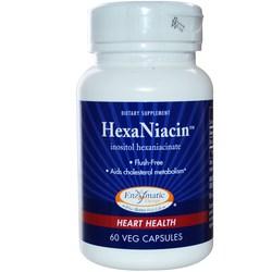 Enzymatic Therapy HexaNiacin