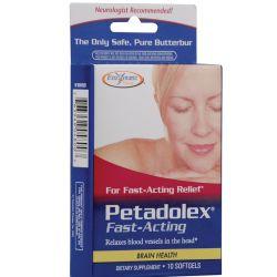 Enzymatic Therapy Petadolex Fast-Acting
