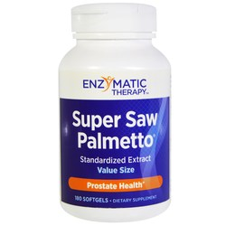 Enzymatic Therapy Super Saw Palmetto
