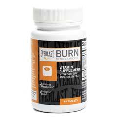 Everlast Nutrition Burn