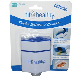 Fit and Fresh Tablet SplitterCrusher