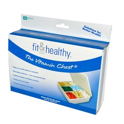 Fit and Fresh Vitamin Chest