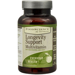 FoodScience of Vermont Longevity Support Multivitamin