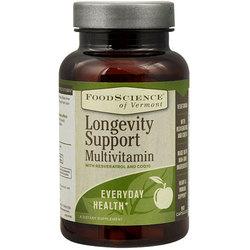 FoodScience of Vermont Longevity Support Multivitamin