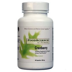 FoodScience of Vermont Cranberry Extract