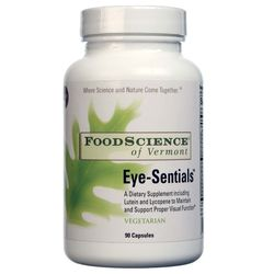 FoodScience of Vermont Eye-Sentials