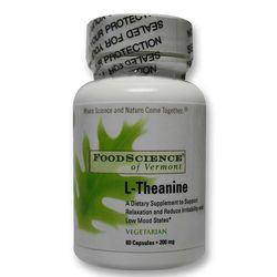 FoodScience of Vermont L-Theanine