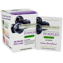 FoodScience of Vermont Superior Purples
