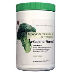 FoodScience of Vermont Superior Greens