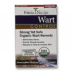 Forces of Nature Wart Control
