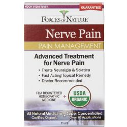 Forces of Nature Nerve Pain Management