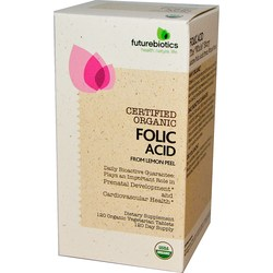 Futurebiotics Folic Acid from Lemon Peel