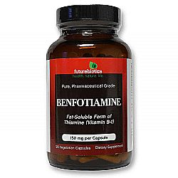 Futurebiotics Benfotiamine 150 mg
