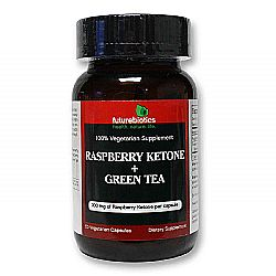 Futurebiotics Raspberry Ketone plus Green Tea
