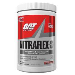 GAT Nitraflex Plus Creatine Cherry Limeade