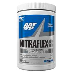 GAT Nitraflex Plus Creatine Rocket Pop