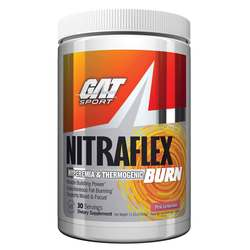 GAT Nitraflex Burn Pink Lemonade