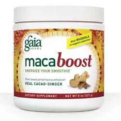 Gaia Herbs Maca Boost