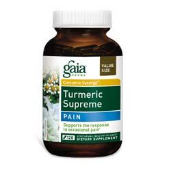 Gaia Herbs Turmeric Supreme Pain