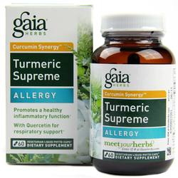 Gaia Herbs Turmeric Supreme Allergy