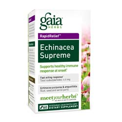 Gaia Herbs Echinacea Supreme