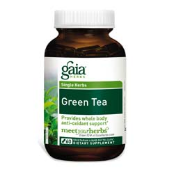 Gaia Herbs Green Tea