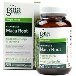 Gaia Herbs Maca Root