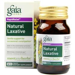 Gaia Herbs Natural Laxative