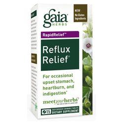 Gaia Herbs Reflux Relief