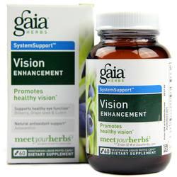 Gaia Herbs Vision Enhancement