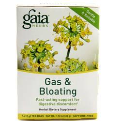 Gaia Herbs Gas and Bloating Tea