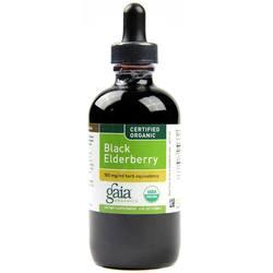 Gaia Herbs Organic Black Elderberry
