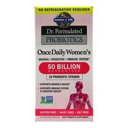 Garden of Life Dr. Formulated Probiotics Once Daily Women's