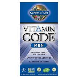 Garden of Life Vitamin Code Men