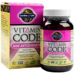 Garden of Life Vitamin Code RAW Antioxidants
