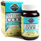 Garden of Life Vitamin Code RAW Vitamin E