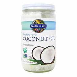 Garden of Life Organic- Extra Virgin Coconut Oil
