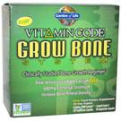 Garden of Life Vitamin Code Grow Bone System