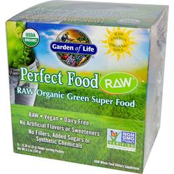Garden of Life Perfect Food RAW Organic