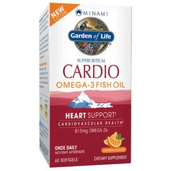 Garden of Life Minami Cardio Omega-3 Fish Oil