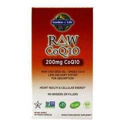 Garden of Life RAW CoQ10