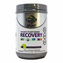 Garden of Life SPORT Organic Plant-Based Recovery