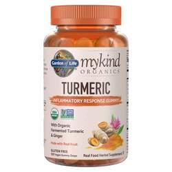 Garden of Life mykind Organics Turmeric Inflammatory Response Formula