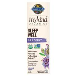 Garden of Life  mykind Organics Sleep Well RR Spray