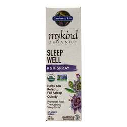 Garden of Life mykind Organics Sleep Well RR Spray