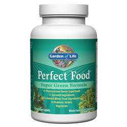 Garden of Life Perfect Food Green Formula