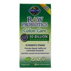 Garden of Life RAW Probiotics Colon Care